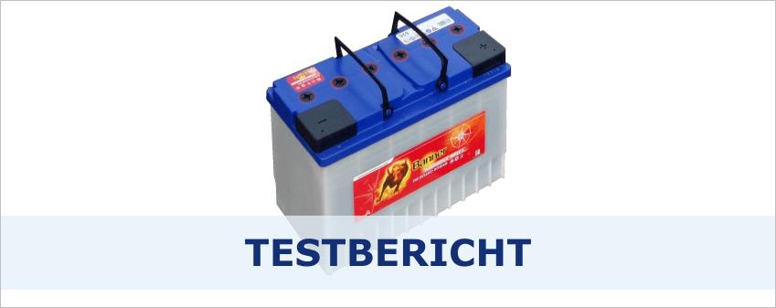 Energiespeicher: 230Ah Batteriepack