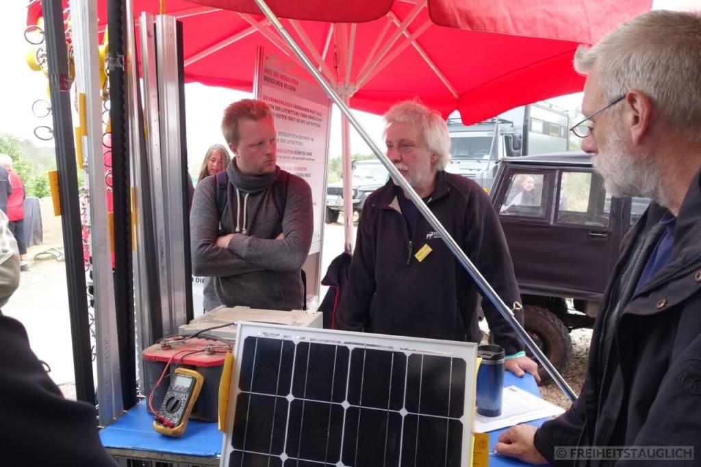 workshop solarstrom