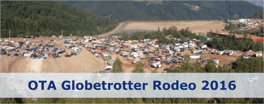 OTA Globetrotter Rodeo - Reise- und Offroad-Festival in Eisenerz - 2016