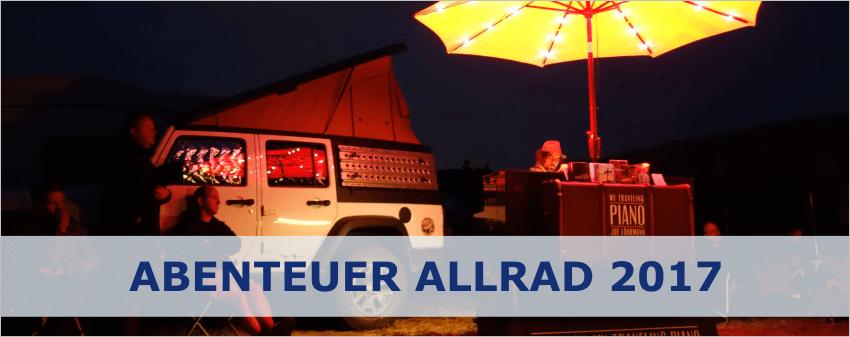 Abenteuer Allrad 2017