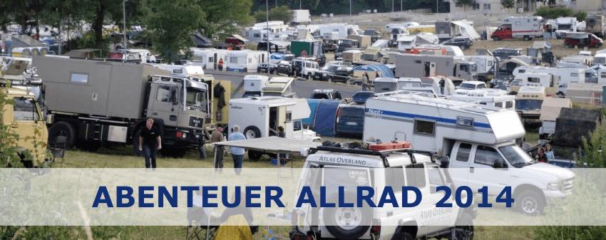 Abenteuer Allrad 2014