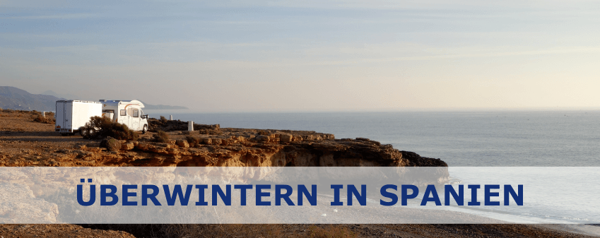 Überwintern in Spanien - und massenweise Technik zum Testen