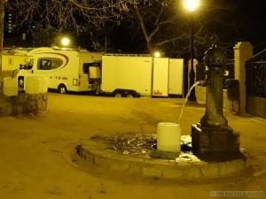 Dorfbrunnen in Fuente Grande, nähe Granada