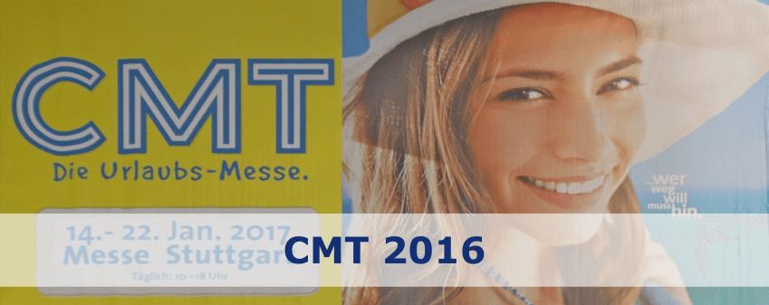 CMT 2016: Wohnmobile und viele Anregungen