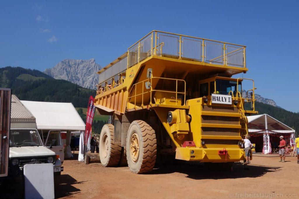 Hauly II - Bergwerk Eisenerz