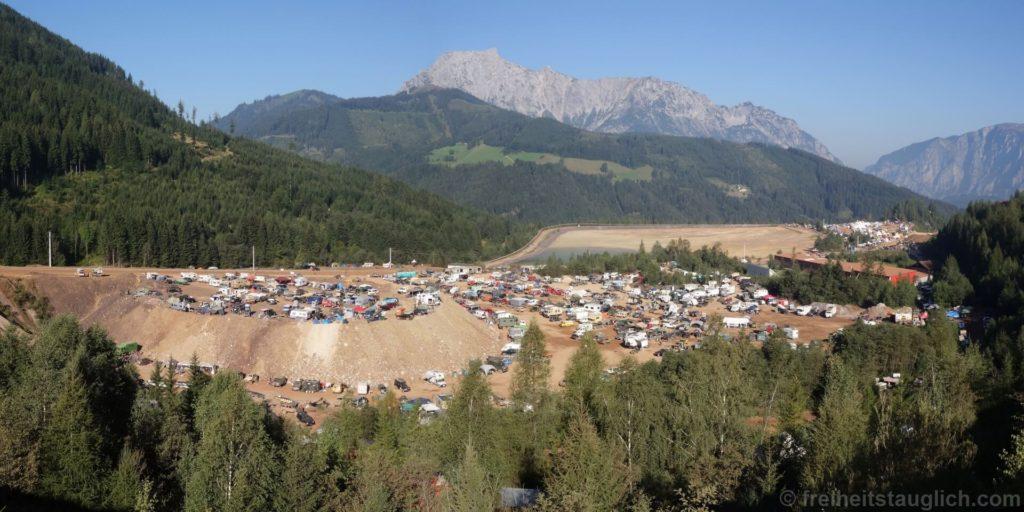 OTA Globetrotter Rodeo - Camp und Event-Gelände