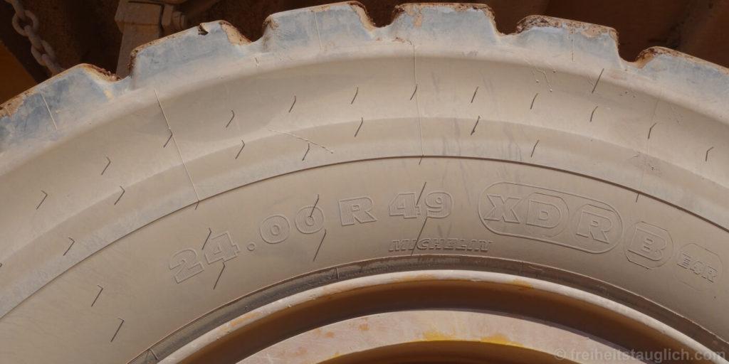Reifen Michelin 24.00 R 49