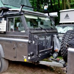 Abenteuer Allrad - Landy Anhänger