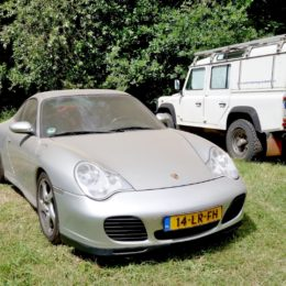 Abenteuer Allrad - Porsche