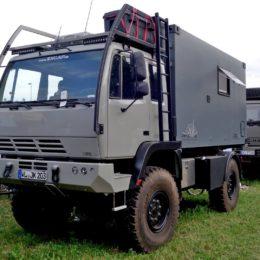 Abenteuer Allrad - Steyr mit FM2