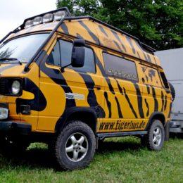 Abenteuer Allrad - Tigerbus