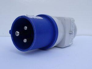 Stromkabel - CEE Stecker