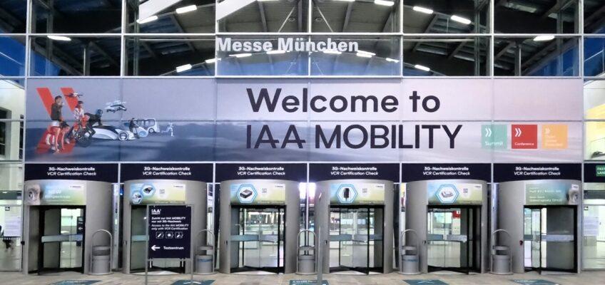 IAA Mobility 2021 - Titelbild